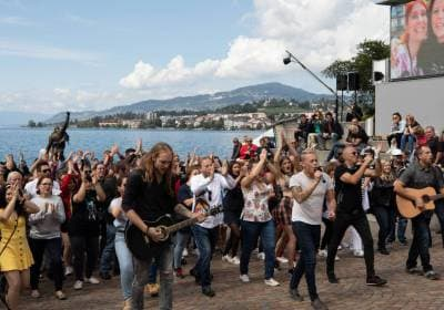 Montreux Celebration